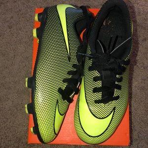 Kids Nike Cleats Size 1.5